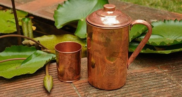 Here Is Why You Should Drink Water From A Copper Cup