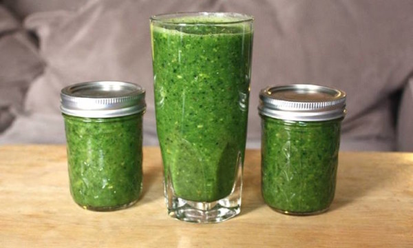 Powerful Cancer Killer: Drink This Juice Every Day On An Empty Stomach!
